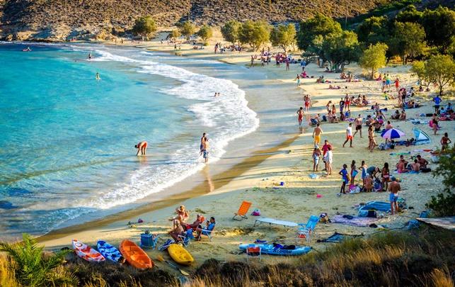 Παραλίες Σερίφου - serifos-rooms.gr